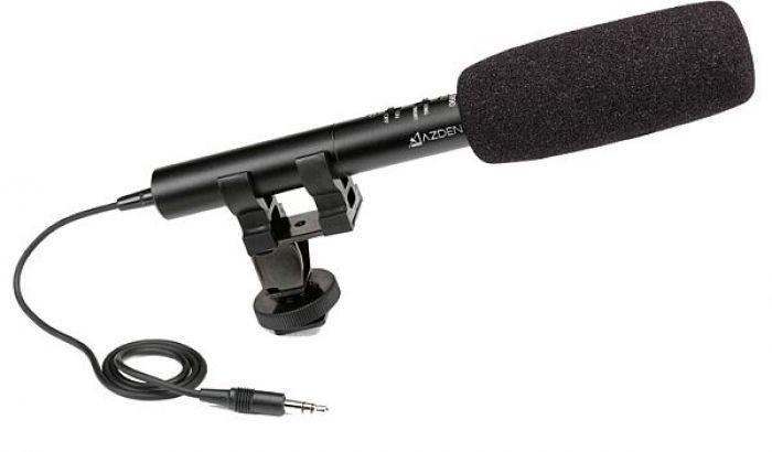 Azden DSLR Mikrofon ECZ-990