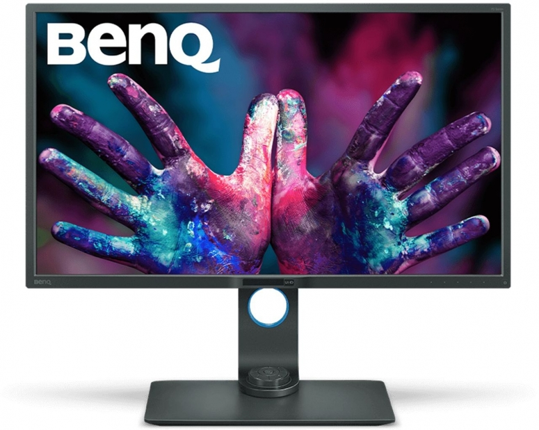 BenQ PD3200Q QHD DesignVue Monitor schwarz