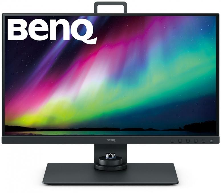 BenQ SW270C 27 Zoll QHD-Grafik-Monitor