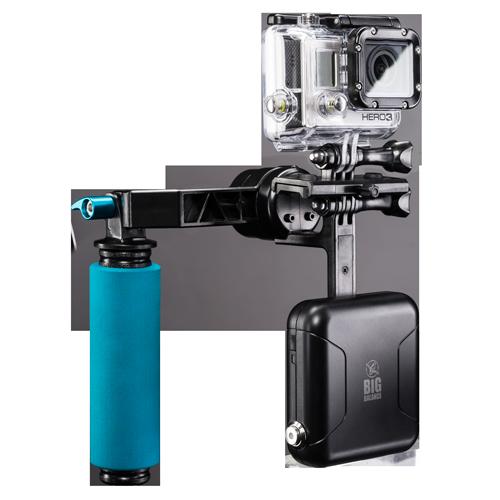 Big Balance Bronco Action Camera Gimbal