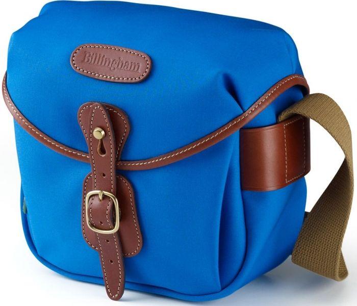 Billingham Hadley Digital Blue/Tan BI501303-70
