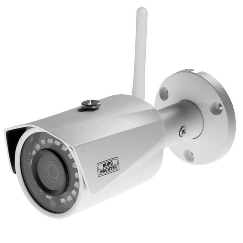 Burg Wächter BURGcam Bullet 3040 Bullet-Kamera für innen und außen