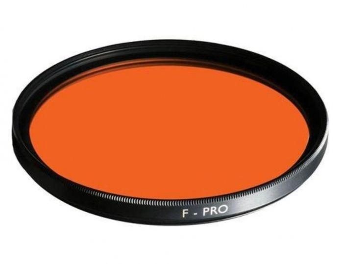 B+W F-Pro 040 Orangefilter - 550- MRC 77mm