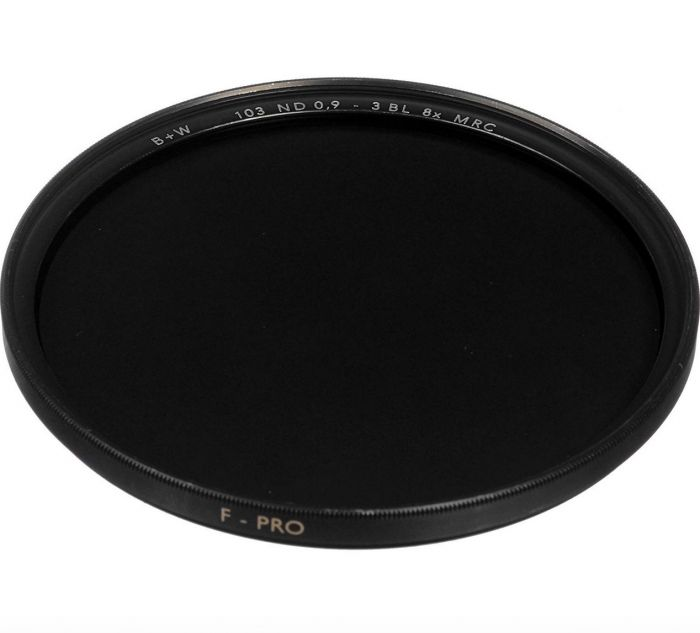 B+W F-Pro 103 Graufilter ND 0,9 E 77mm