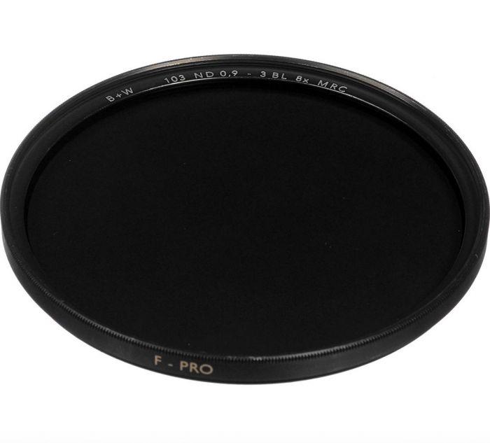 B+W F-Pro 103 Graufilter ND 0,9 MRC 39mm