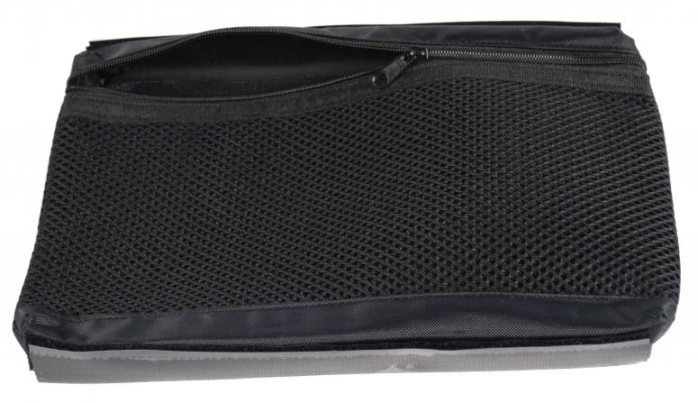 B&W Netz-Deckeltasche für Case 500