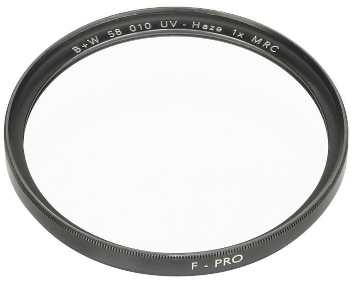 B+W UV Filter MRC 58mm