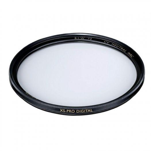 B+W UV-Filter XS-Pro MRC nano 72mm