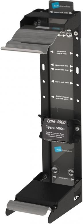 B&W Wandhalterung wall mount outdoor cases 3000/4000/5000/6000