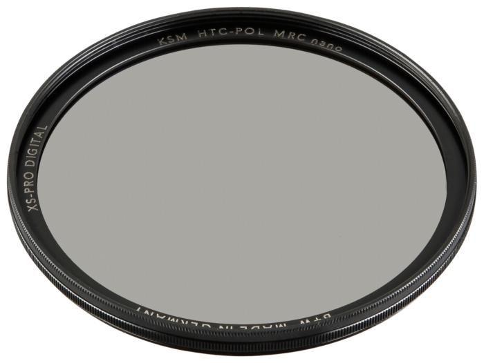 B+W XS-Pro Digital HTC Polfilter KSM MRC nano 77mm