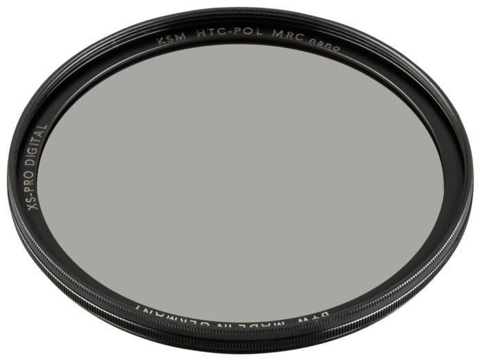 B+W XS-Pro HTC Polfilter KSM MRC nano 55