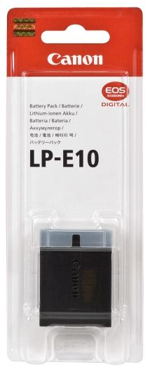 Canon Akku LP-E10