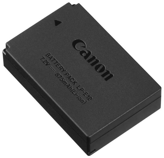 Canon Akku LP-E12 für EOS M, EOS 100D