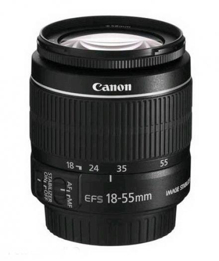 Canon EF-S 18-55mm 1:3,5-5,6 IS II