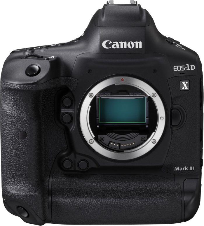 Canon EOS-1D X Mark III Gehäuse