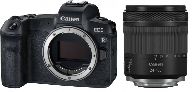 Canon EOS R + RF 24-105mm f4-7,1 IS STM