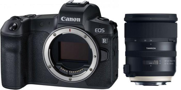 Canon EOS R + Tamron 24-70mm f2,8 Di VC USD G2