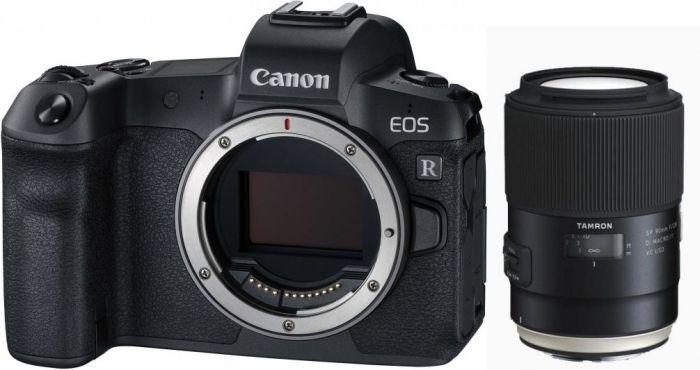 Canon EOS R + Tamron 90mm f2,8 Di Macro 1:1 VC USD