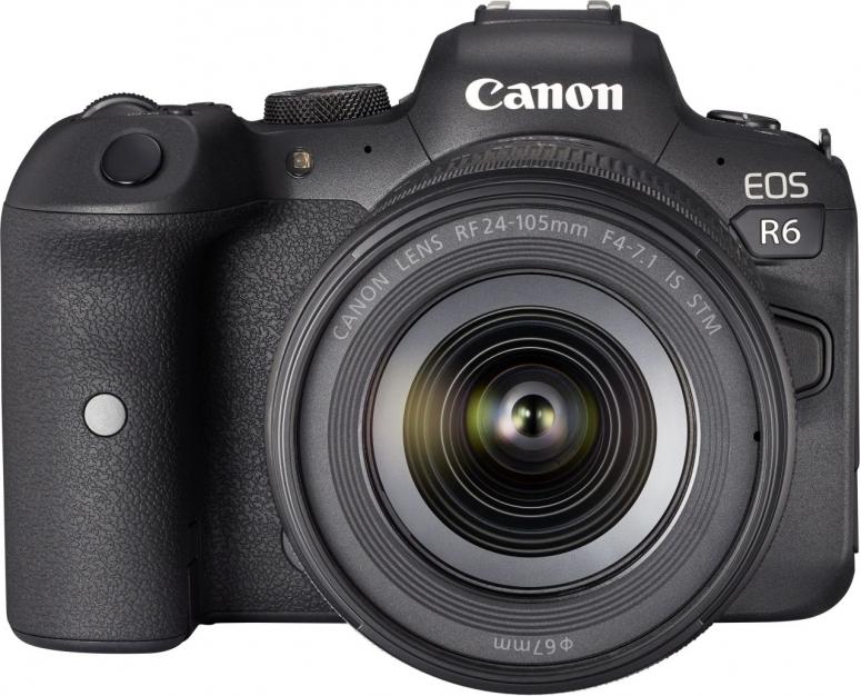Canon EOS R6 Gehäuse + RF 24-105mm F4-7.1 IS STM