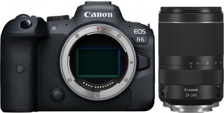 Canon EOS R6 + RF 24-240mm f4-6,3 IS USM