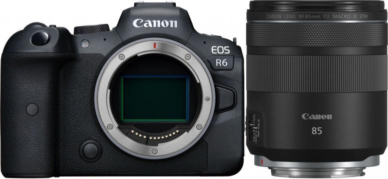 Canon EOS R6 + RF 85mm f2 Macro IS STM