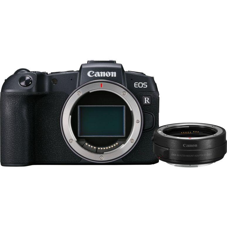 Canon EOS RP Gehäuse + Adapter EF-EOS R Kundenretoure