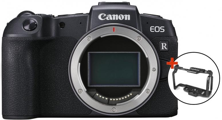 Canon EOS RP Gehäuse + SmallRig Cage