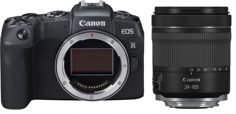 Canon EOS RP + RF 24-105mm f4-7,1 IS STM