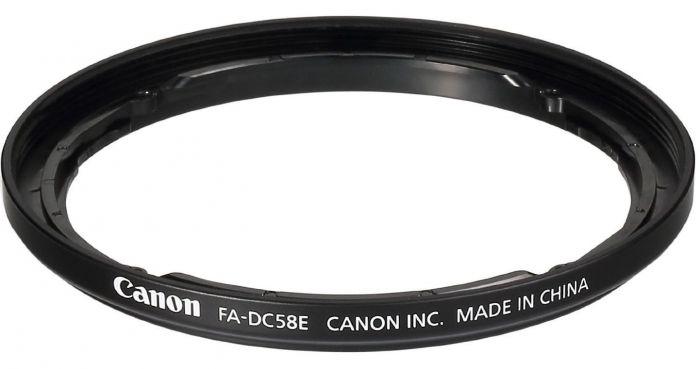 Canon Filteradapter FA-DC58E