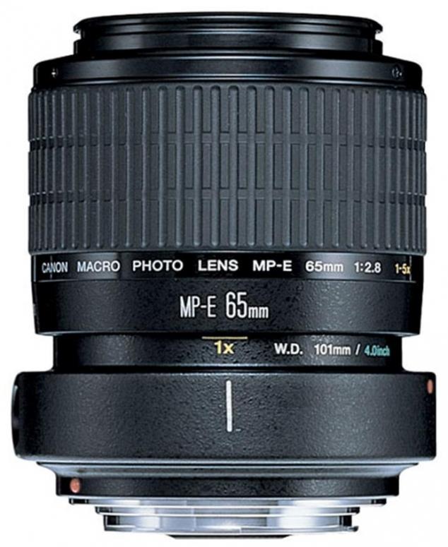 Canon MP-E 65mm 1:2,8 1-5x