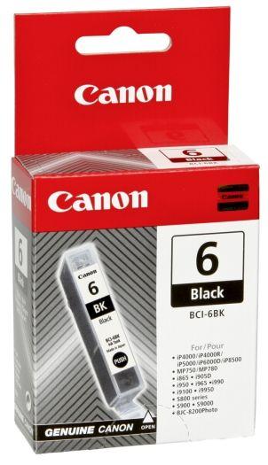 Canon Patrone BCI 6 BK