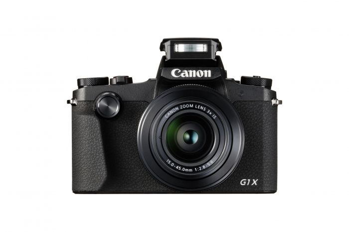 Canon PowerShot G1X Mark III + WP-DC56 UW