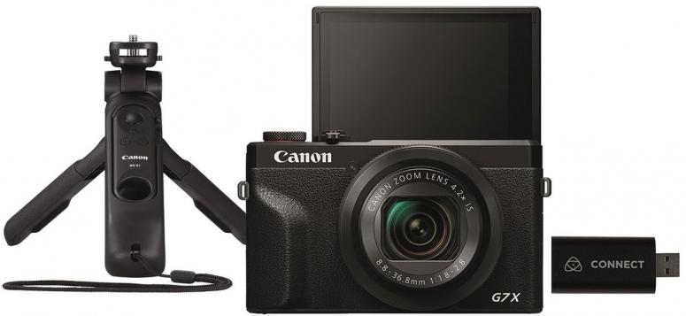 Canon PowerShot G7X Mark III Streaming Kit