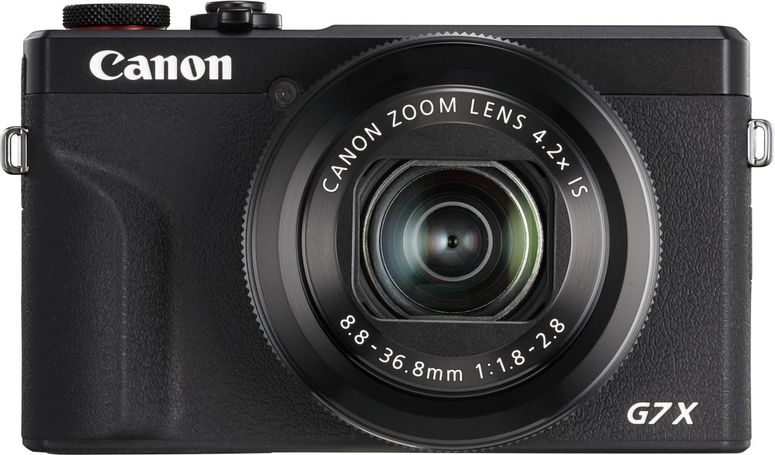 Canon PowerShot G7X Mark III schwarz