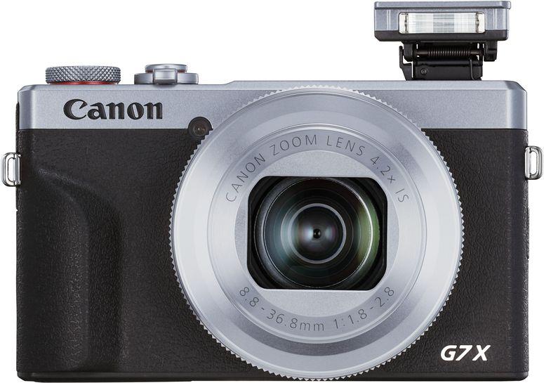 Canon PowerShot G7X Mark III silber