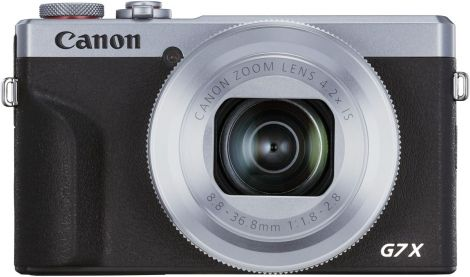 Canon PowerShot G7X Mark III silber Kundenretoure