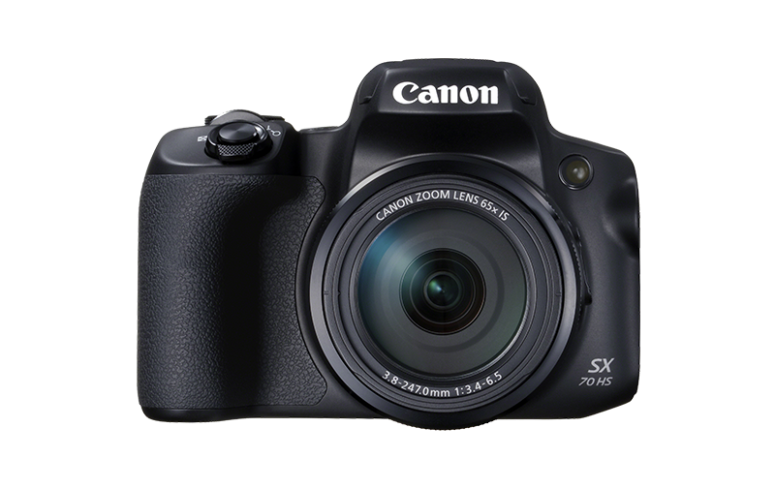 Canon PowerShot SX70 schwarz