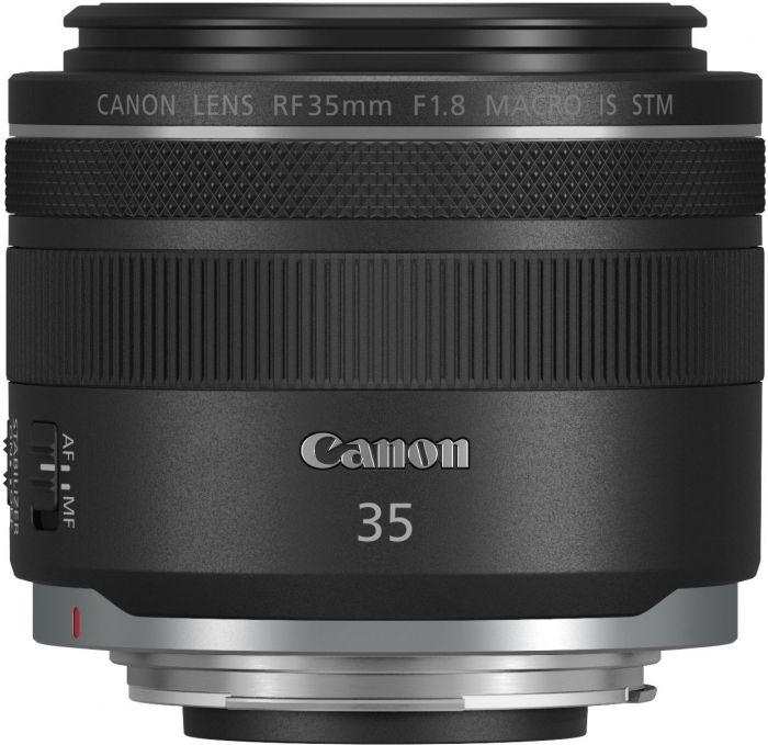 Canon RF 35mm f1.8 IS STM Macro