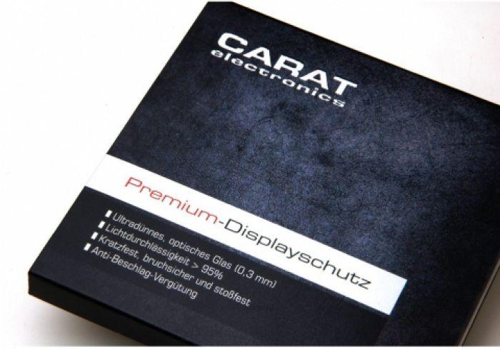 Carat UltraSafe Displayschutz F2 Fuji X-T1/X-T2/X-A10/X-A3