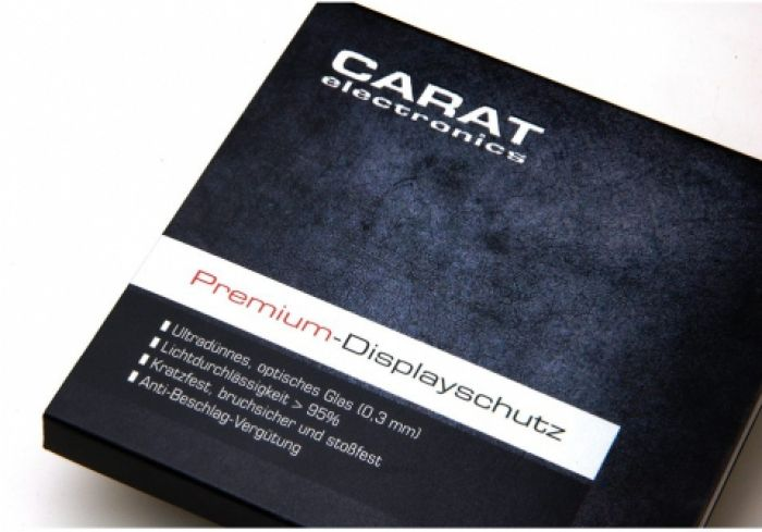 Carat UltraSafe Displayschutz N2 Nikon D5600/Pentax K1