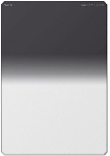 Cokin NUANCES Z-Series Gradual ND GND ND8 Soft 3f-stops