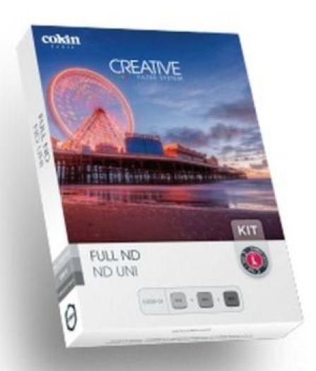 Cokin U300-01 Full ND Kit für Z Serie