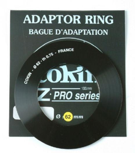 Cokin Z462 Adapterring 62mm für Z Serie