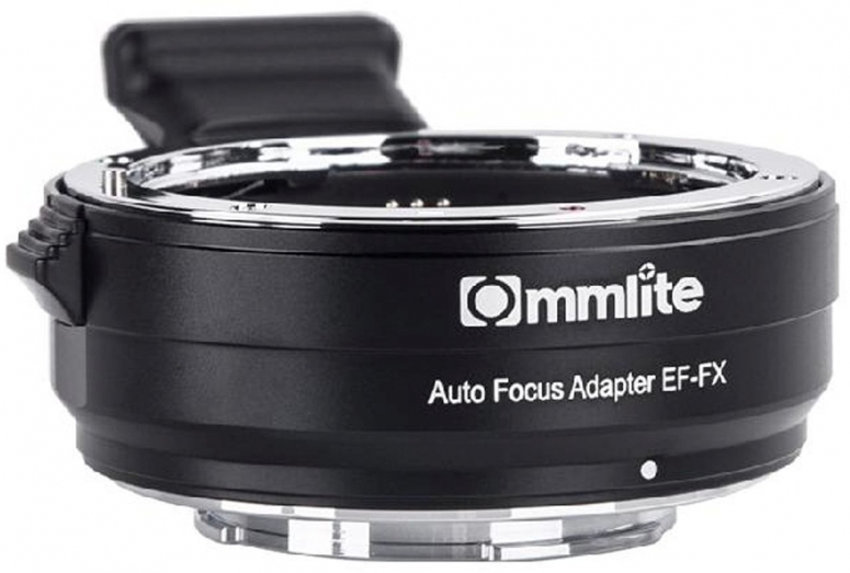 Commlite Canon EF/EF-S an Fujifilm X-Mount AF-Adapter