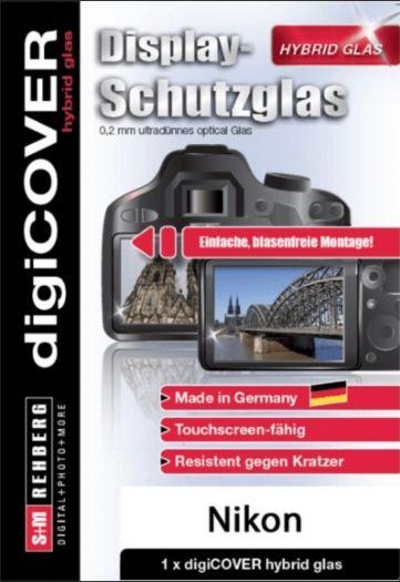 digiCover hybrid Glas Nikon B500