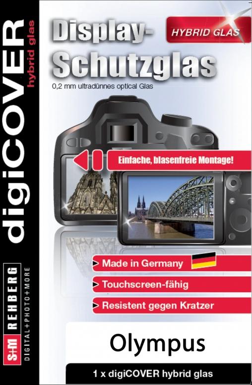 digiCover hybrid Glas Nikon D850