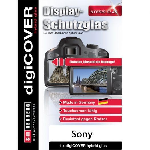 digiCover hybrid Glas Sony DSC-HX60/60V
