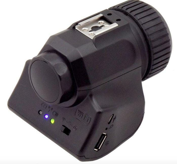 Digiphot WS-5000 WiFi-Digitalsucher 5MP