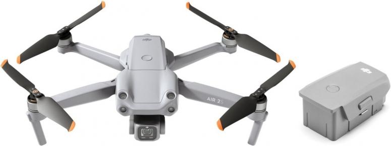 DJI Air 2S + Intelligent Flight Battery