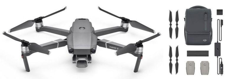 DJI Mavic 2 Pro + Smart Controller + Fly More Kit